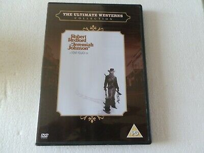 JEREMIAH JOHNSON ..ROBERT REDFORD  ...   ... DVD