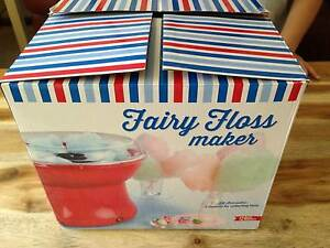 Fairy Floss Maker - used 1 time only Narellan Vale Camden Area Preview