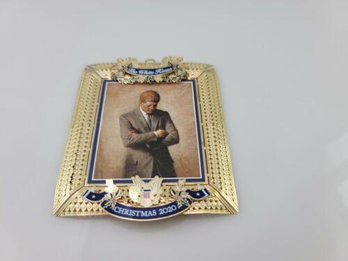 2020 Official White House Christmas Ornament JFK