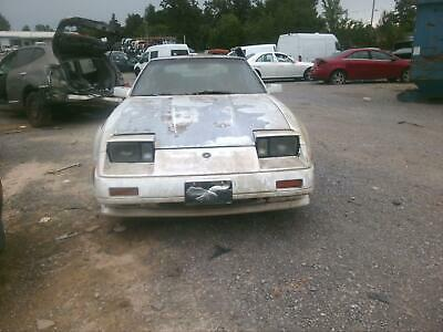 Engine Assembly NISSAN 300ZX 84 85 86 87 1987 Nissan 300zx Engine