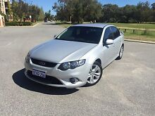 2010 Ford Falcon XR6 Sports Sedan (Recently Serviced and Paid Rego) Wembley Cambridge Area Preview