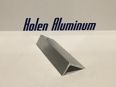 2 X 3 X 14 X 8 Long Aluminum Angle 6061-t6