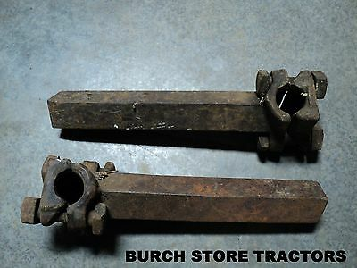 Official Ih Farmall Cub Cultivator Extension Bars