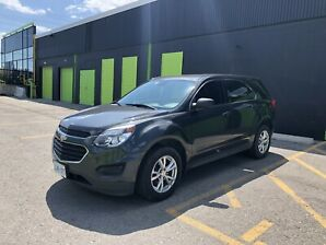 2017 Chevy Equinox AWD $18,800