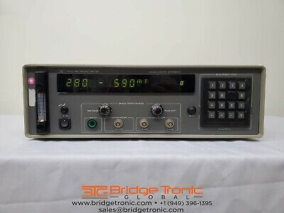 Virgina Scientific Instruments Vsi Fw 101 Nmr Magnetometer