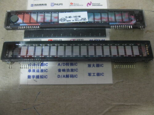 1x 16-MD-14GINK 5 x 7 Dot Character Type,   VFD DISPLAY DISPLAY