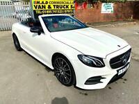 Mercedes-Benz E350 3.0d (258ps) (s/ ) 4MATIC 9G-Tronic d AMG Line 2018/18