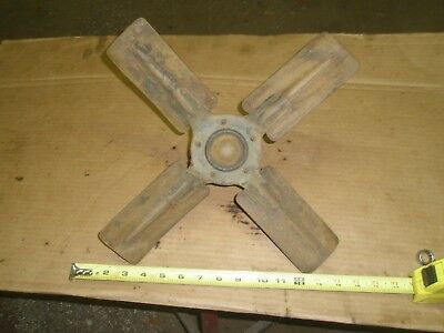 Radiator Fan Dodge Plymouth Ford Chevrolet Antique Car Truck Farmall Tractor Ih