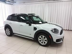 2018 MINI Cooper Countryman ALL4 AWD TURBO w/ HEATED SEATS, REAR