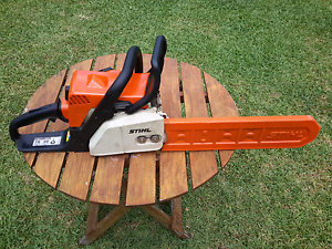 Stihl Chainsaw MS170 Waitara Hornsby Area Preview