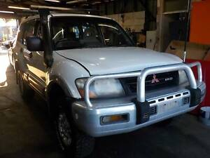 WRECKING 2002 MITSUBISHI PAJERO 3.2L DIESEL AUTO North St Marys Penrith Area Preview