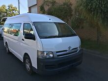 Toyota hi ace 07 long wheel base Revesby Heights Bankstown Area Preview