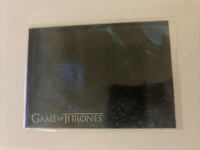 2019 RITTENHOUSE GAME OF THRONES INFLEXIONS Lenticular Motion Card L18