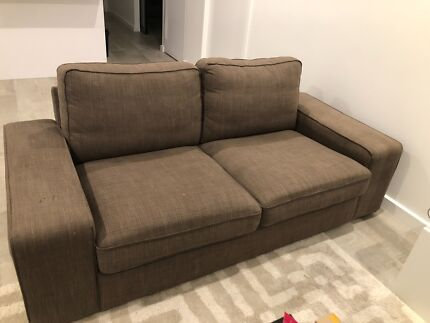 Ikea KIVIK 2 seater sofa excellent condition