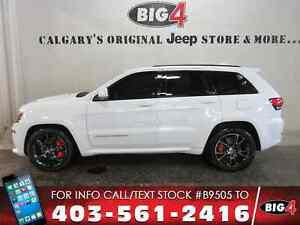 2016 Jeep Grand Cherokee SRT | Tow pack | HP Audio | Leather/Car