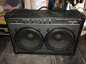 Jade Pro Combo 130 watt amp Guitar Bass Wembley Downs Stirling Area Preview
