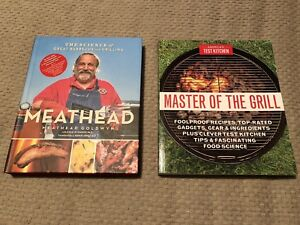 2 Amazing BBQ Cookbooks