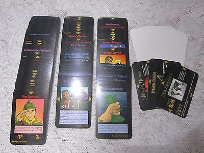 Starter Set    Factory Edition   Bonus   Illuminati Inwo Card Game
