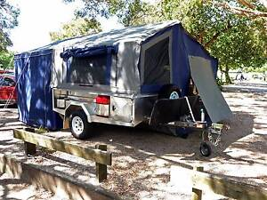 Jimboomba Madison Staircase Off-Road Camper Trailer Robina Gold Coast South Preview