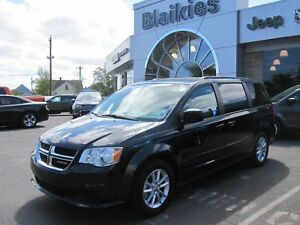 2016 Dodge Grand Caravan SXT | DVD | BACK UP CAM |
