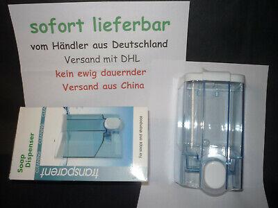 Desinfektionsmittelspender 1000ml zur Wandmontage Gelspender Seifenspender