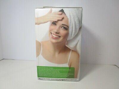 Facial Steamer SPA+ by Microderm GLO BEST, Professional Nano Ionic Warm (Best Professional Facial Steamer)