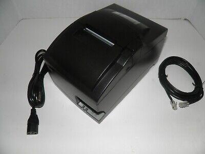 New Star Sp700 Sp742 Dot Matrix Pos Receipt Printer Ethernet Square Compatible