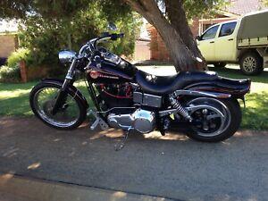 Wanted: Harley EVO engine