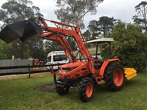 Kioti Tractor Daedong  45 HP low HRS FEL 4in1 Bucket Kangaroo Valley Shoalhaven Area Preview
