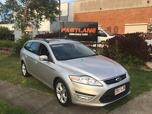 2012 Ford Mondeo Wagon Zetec! FULL FORD LOG BOOK! Bargain Capalaba West Brisbane South East Preview