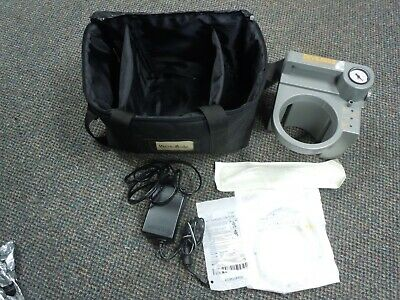Devilbiss Suction Unit Homecare Vacuum Pump With Carrying Bag And Extras