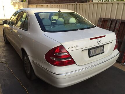 Mercedes E320 2004 Taylors Lakes Brimbank Area Preview