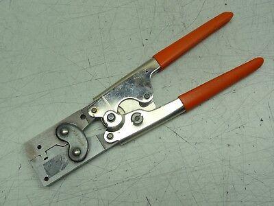 Molex Part Number Htr 4067 Hand Crimp Tool Crimper