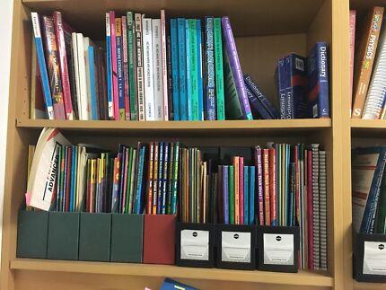 K-12 textbooks over 200 books