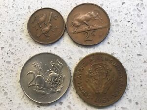 Coins of South Africa