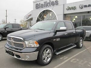 2014 Ram 1500 SLT 4 Big Horn | ONE OWNER | LOW KM |