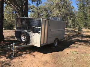 Professional Mower Trailer Canyonleigh Bowral Area Preview