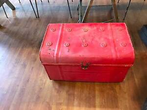 Vintage trunk - great toy box Adelaide CBD Adelaide City Preview
