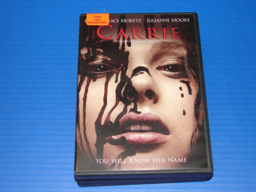 Carrie (dvd, 2014)  English, French Or Spanish Audio