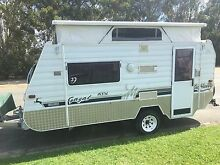 Pop Top Caravan...That'll Take You Anywhere! Banksia Beach Caboolture Area Preview