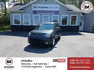 2014 Kia Soul EX+ OWN FOR $155 B/W, 0 DOWN, OAC