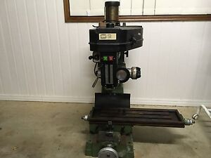 MILLING MACHINE & POWER BANDSAW Toowoomba Toowoomba City Preview