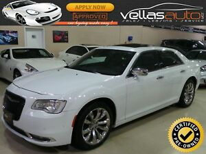 "2016 Chrysler 300C NAVI| PANO RF| ACTIVE BRAKING| 20""ALLOYS"