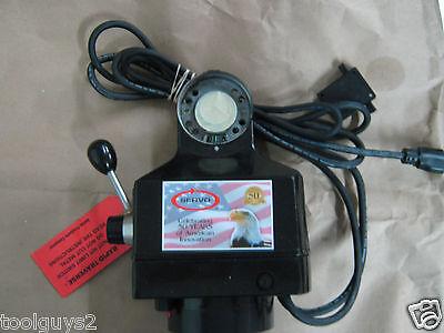 Servo M-1840-150 Power Feed Wells Index 747847860889