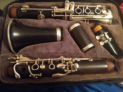 buffet crampon clarinet e13