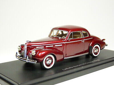 Neo 47171 1/43 1940 LaSalle Series 50 Coupe Resin Model Car