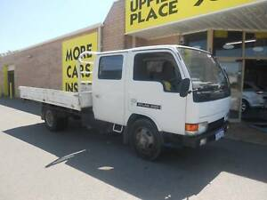1995 Nissan Atlas 200 Diesel Manual 6 Seat - Truck Wangara Wanneroo Area Preview