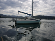 Fibreglass yacht ready to sail Warrane Clarence Area Preview