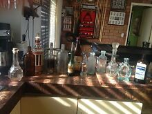 Old Glass Bottle Collection Ocean Reef Joondalup Area Preview