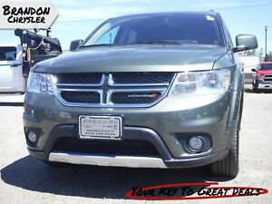 2017 Dodge Journey SXT - 19 Inch Aluminum Wheels , 6 Premium Spe